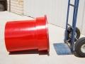 large cyclone spigot