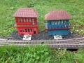 polyurethane model train parts