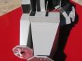 sampler polyurethane lined
