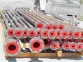 60-100mm polyurethane Lined Pipe
