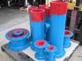 pumps suctions and discharges polyurethane