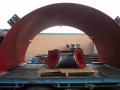 half of 7m polyurethane lined boil box