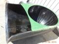 John Deere harvester secondary hood polyurethane liner.JPG