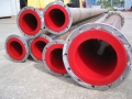 polyurethane lined pipes