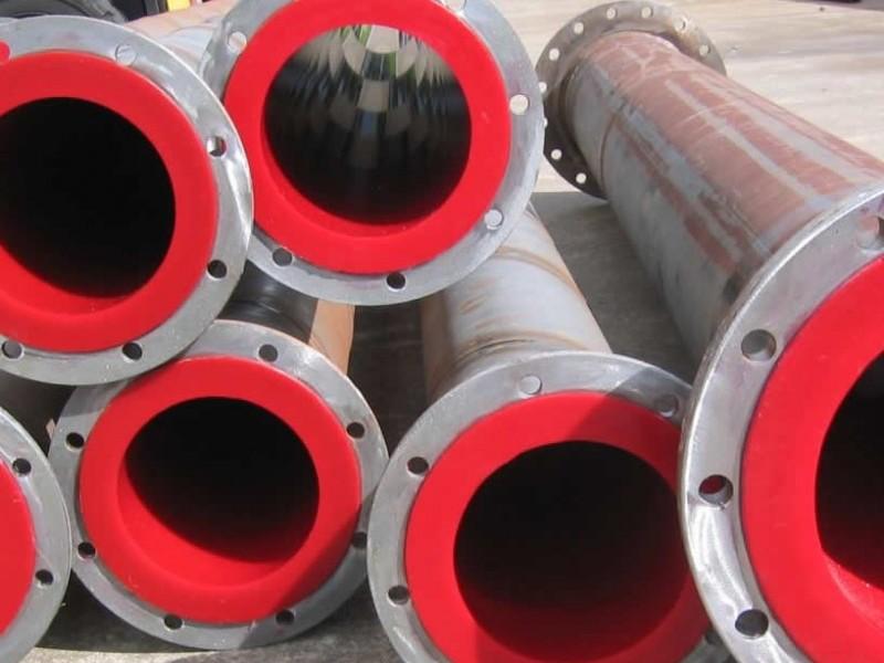 polyurethane pipe lining