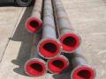 Polyurethane lined spools 12