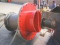 large pipe  polyurethane lining