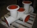 polyurethane lined manifold