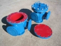 polyurethane lined pressure distributors