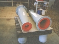 polyurethane lined reducers