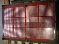 10x10 polyurethane screens