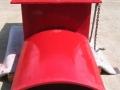 polyurethane lined trommel feed chute