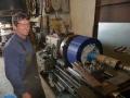 Machining wheel