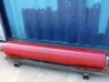 Polyurethane lined roller